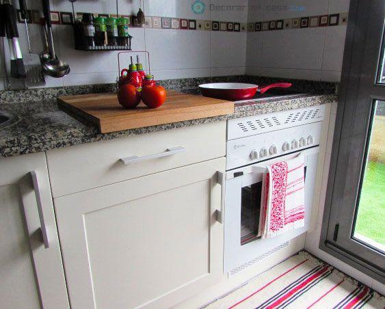 Detalles en la cocina – La casa del a�o