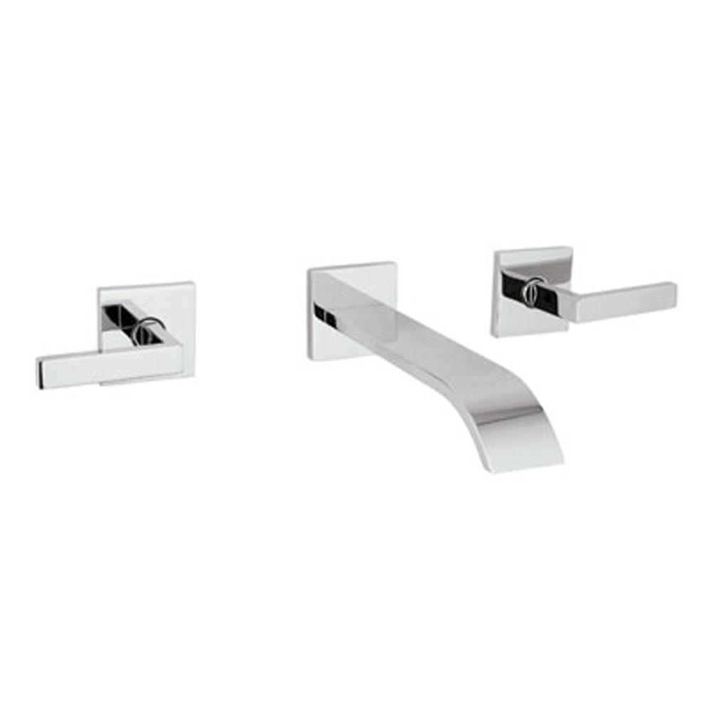 Rohl WAL APC 2 Polished Chrome Wall Mounted Bathroom Sink Faucet rohl kitchen faucet Project