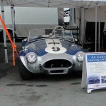 Shelby Cobra Featured at Rolex Monterey Motorsports Reunion