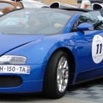Spectacular Cars in Lisa Blue
