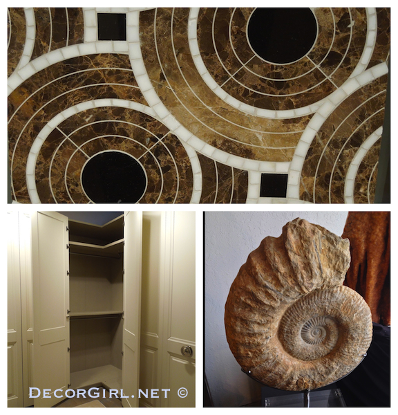 Ann Sacks Tile Ornare Closets