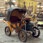 Discovering New Old French Cars In Mulhouse