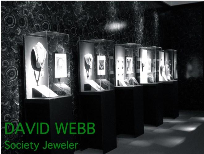 David Webb - Society Jeweler