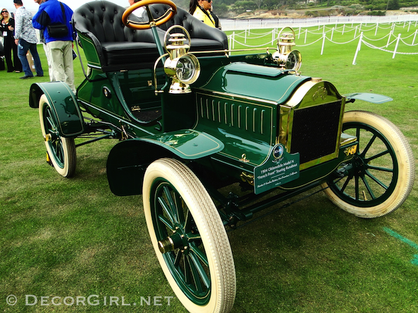 1904 Oldsmobile Model N Touring Runabout