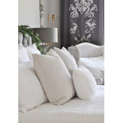 Small Crop Of Beautiful White Bedroom
