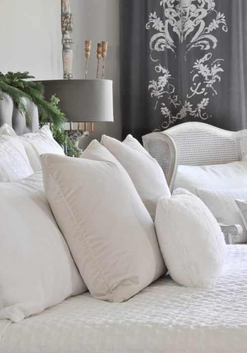Medium Of Beautiful White Bedroom