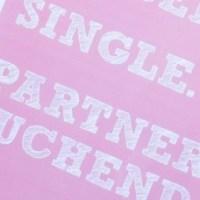 Nie mehr Single! Von Monstern, Socken und dem Versuch der Partnervermittlung