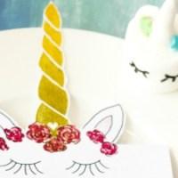Einhorn-Haarreifen: DIY & Kindergeburtstag-Partystyling