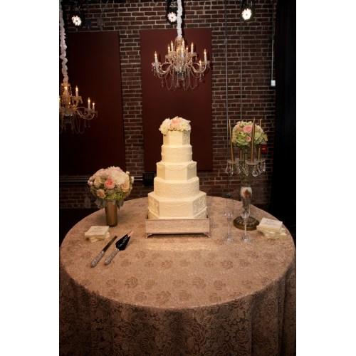 Medium Crop Of Wedding Cake Table