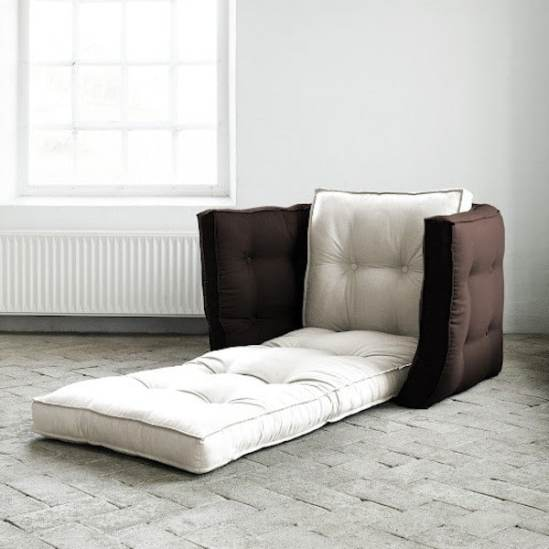 fauteuil matelas dice blog deco tendency. Black Bedroom Furniture Sets. Home Design Ideas