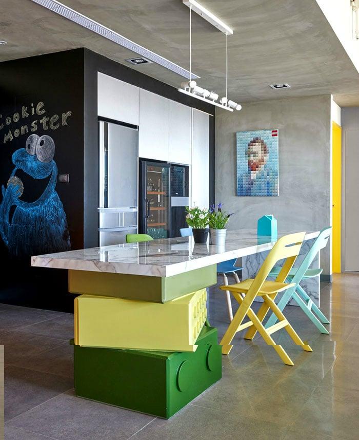 Lego dream home x hao design studio blog d co tendency for Dream house studios