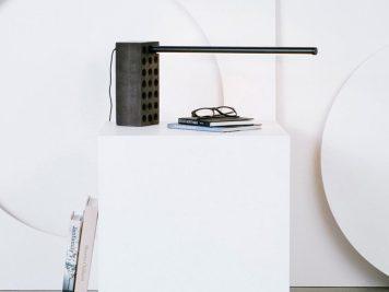 lampe de table Brick by Philippe Malouin