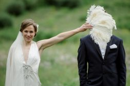 1920s Bride + Groom
