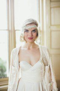 Trishna Crystal 1920s Headpiece