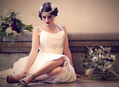 Gatsby 1920s Headpiece