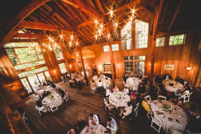 1920s Rustic Wedding