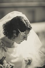 1920s Style Wedding Hair