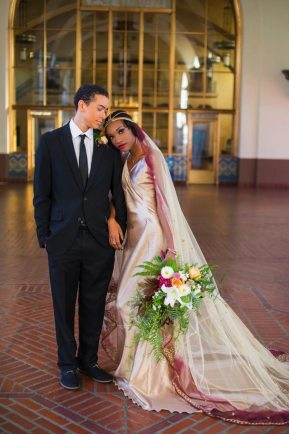 1920s Style Wedding in Los Angeles