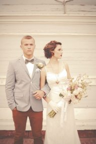 1920s Wedding Flowers