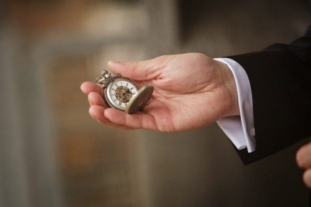 1920s Wedding Groom Watch
