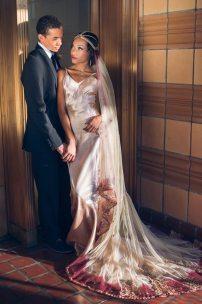 1920s Wedding Style Art Deco