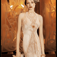 1920s Style Wedding Gowns || Yolan Cris