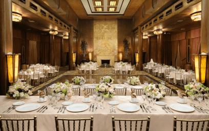 Art Deco Reception || Queen Mary