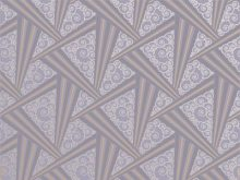 Purple Art Deco Pattern