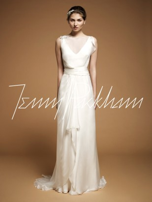 1930s Wedding Gown || Jenny Packham Violet