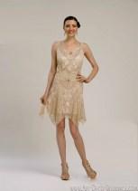 Sue Wong Flapper Cocktail Dress N2163