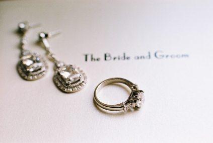 Art Deco Wedding Jewelry