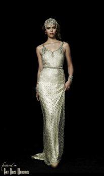 Heiress Deco Gown Johanna Johnson