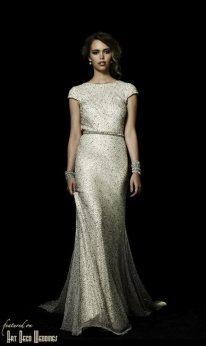 Muse Deco Gown Johanna Johnson