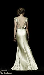 Monaco Gown Back Johanna Johnson