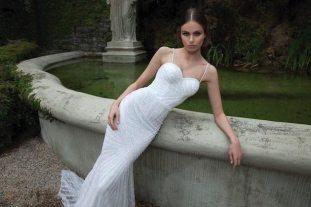 Art Deco Wedding Dress || Berta