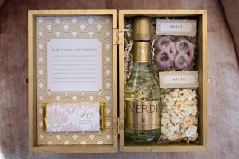 Art Deco Wedding Favors