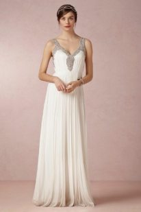 Art Deco Wedding Gown Tia BHLDN