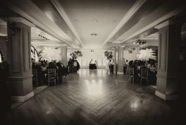 Art Deco Wedding Venue