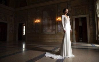 Deco Wedding Dress || Berta