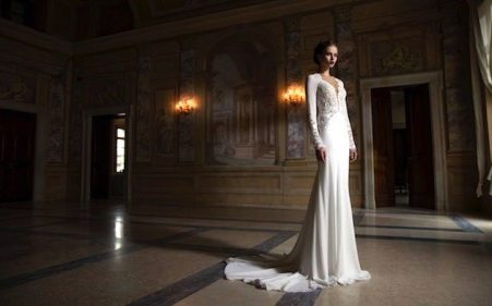 Deco Wedding Dress || Berta