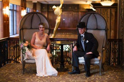 Deco Wedding Venue Kansas City