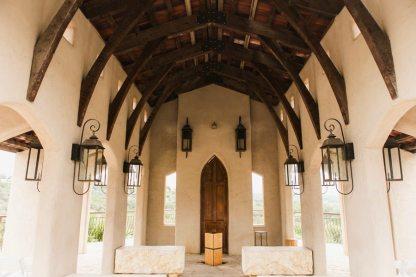 Dulcinea Chapel Wedding