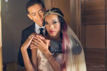 Gatsby Wedding Style at Union Station in Los Angeles