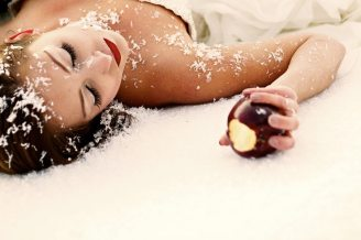 Snow White Bride Inspiration