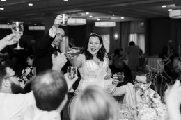 Speakeasy Theme Wedding