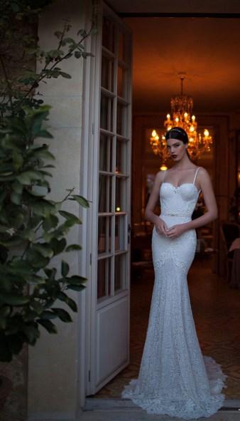 Vintage Inspired Wedding Gown || Berta