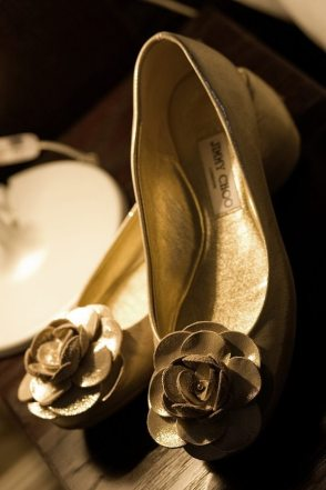 Shoes Vintage Winter Wedding