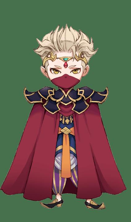 Julius Adventures of Mana