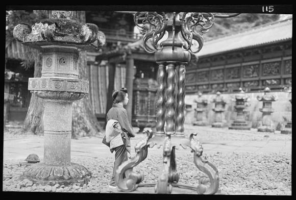 Japon 1900 Arnold Genthe 12