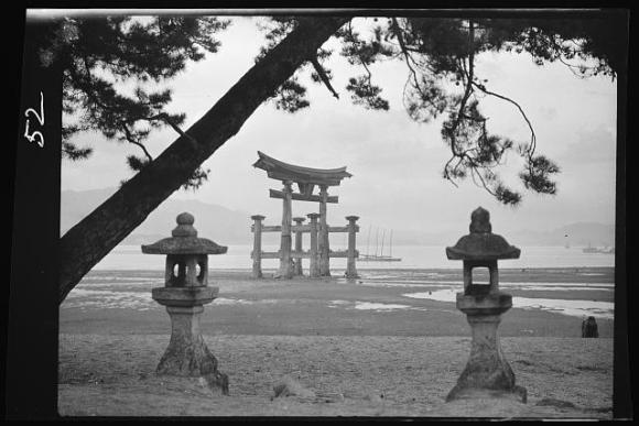 Japon 1900 Arnold Genthe 15